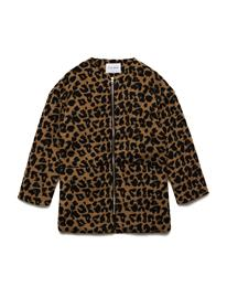 The New Iby Jacket LEOPARD
