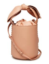 Mango Bow Bucket Bag LT-PASTEL PINK
