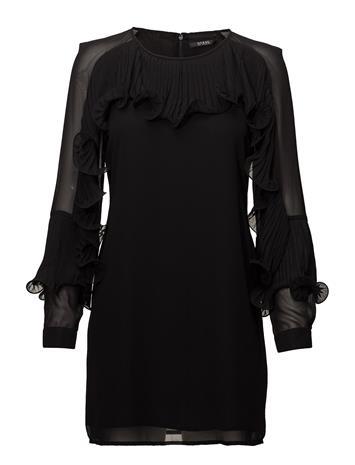 GUESS Jeans Lara Dress JET BLACK A996