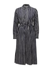Marimekko Reetta Piccolo Dress DARK BLUE, OFF-WHITE