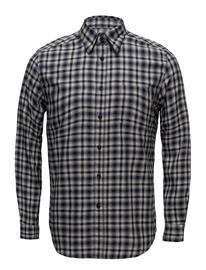 Diesel Men S-Cull-A Shirt VAPOUROUS GRAY