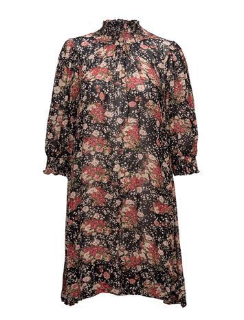 by Ti Mo Semi Couture High Neck Dress 760 ASIAN GARDEN