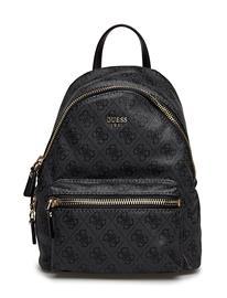 GUESS Leeza Small Backpack COAL