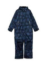 Ticket to Heaven Snow Suit Matti With Detachable Hood Allover TOTAL ECLIPSE