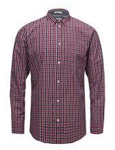 Tommy Jeans Tjm Essential Mini Check Shirt SAMBA