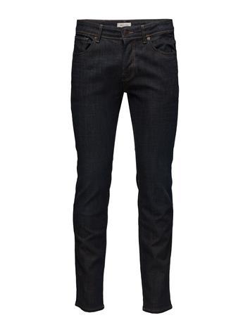 Selected Homme Slhslim-Leon 6133 D.Blue St Jeans W Noos DARK BLUE DENIM