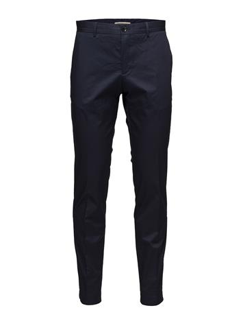 Mango Man Slim-Fit Chinos Trousers NAVY