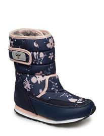 Hummel Reflex Winter Boot Flowers Jr OUTER SPACE