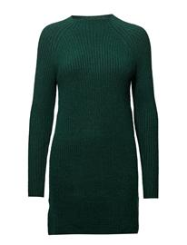 Mango Turtleneck Sweater BRIGHT GREEN