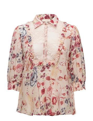 by Ti Mo Semi Couture Shirt 561 WILD FLOWERS