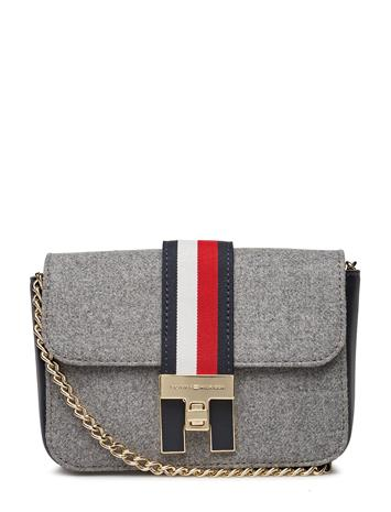 Tommy Hilfiger Th Heritage Mini Xover Melton MELTON GREY