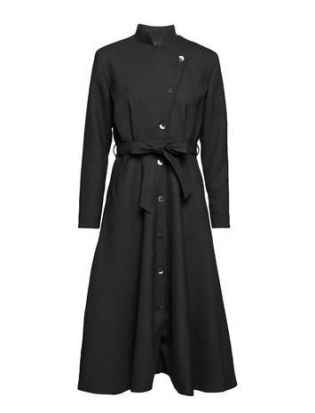 Diana Orving Robe Coat BLACK