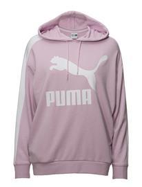 PUMA Classics Logo T7 Hoody WINSOME ORCHID