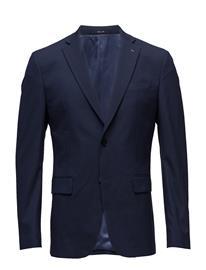 Mango Man Slim-Fit Suit Blazer NAVY