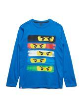 Lego wear M-72642 - T-Shirt L/S BLUE