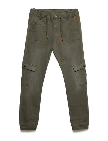 Hust & Claire Troels - Trousers OLIVE DUST