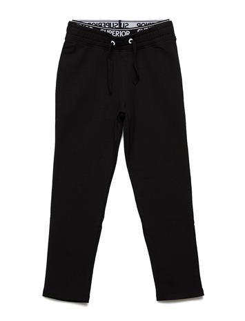 name it Nkmnice Sweat Pant Bru BLACK