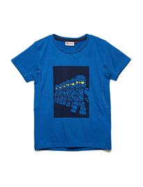 Lego wear Thomas 607 - T-Shirt S/S BLUE