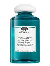 Origins Well Off® Fast And Gentle Eye Makeup Remover CLEAR
