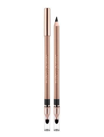 Nude by Nature Contour Eye Pencil 01 Black 01 BLACK