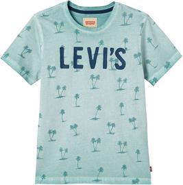 Levi's Kids T-Paita, Blue Grey 10vuotta