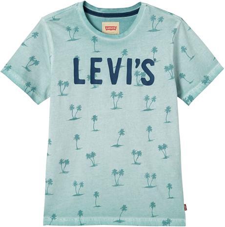 Levi's Kids T-Paita, Blue Grey 4vuotta