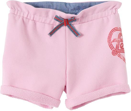 Levi's Kids Shortsit, Pink 24kk