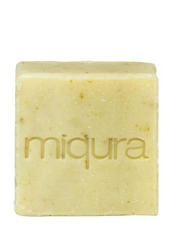 Miqura Golden Silk Facial Soap CLEAR