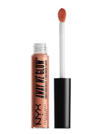 NYX PROFESSIONAL MAKEUP Away We Glow Liquid Highlighter ROSE QUARTZ