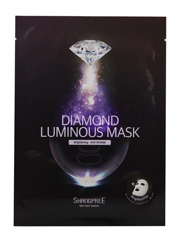 Shangpree Diamond Luminous Mask CLEAR