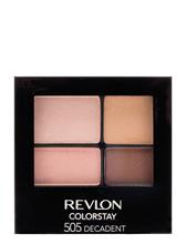 Revlon Colorstay 16 Hour Eyeshadow Quad DECADENT