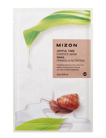 MIZON Joyful Time Mask Snail CLEAR