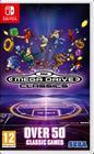 Sega Mega Drive Classics, Nintendo Switch -peli