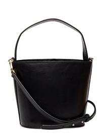 Mango Leather Bucket 80 Bag BlackHinta tQrhsdC