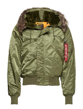 Alpha Industries N2b Vf 59 SAGE-GREEN