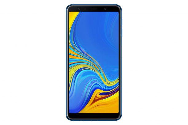 Samsung Galaxy A7 (2018), puhelin