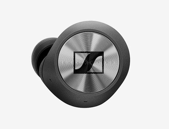 Sennheiser Momentum True Wireless, Bluetooth-nappikuulokkeet mikrofonilla