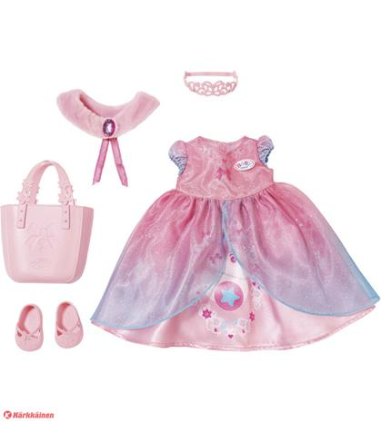 BABY born Boutique Deluxe Shopping prinsessamekko