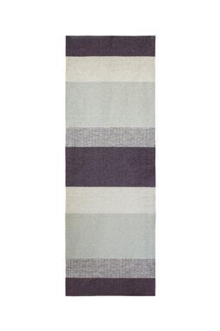 Brita Sweden Seasons-muovimatto 70x250 cm marja (vaaleanpunainen/violetti)