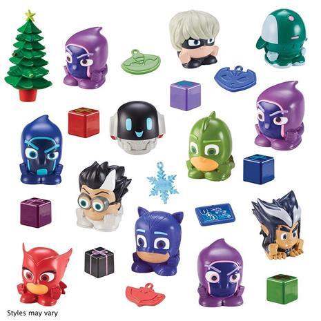 Pyjamasankarit (PJ Masks), joulukalenteri