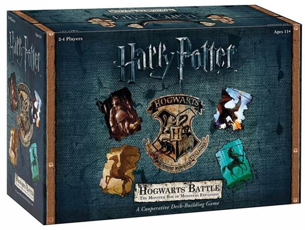 Harry Potter - Hogwarts Battle – The Monster Box of Monsters Expansion (DB105)