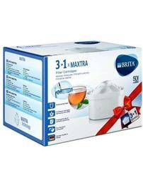 Brita Maxtra, vedensuodatin Plus Pack 3+1 kpl
