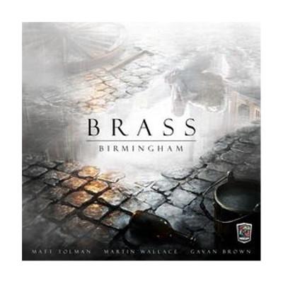 Brass Birmingham, lautapeli