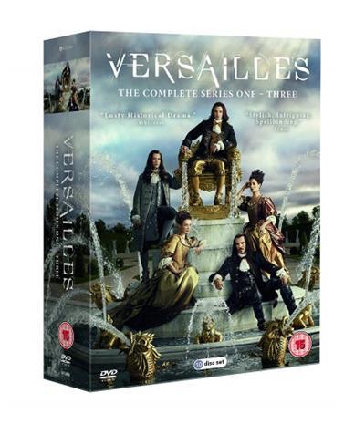 Versailles: Kaudet 1-3, TV-sarja
