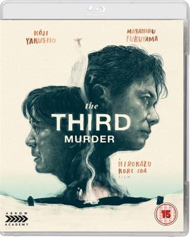 The Third Murder (Sandome no satsujin, 2017, Blu-Ray), elokuva