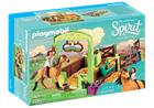 Playmobil 9478, Lucky and Spirit with Horse Stall