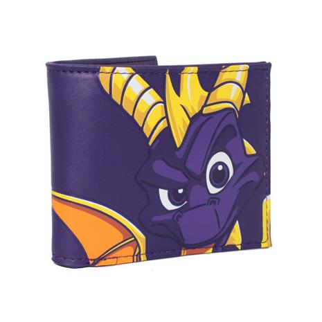 Spyro Face Wallet
