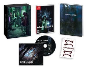 Death Mark, PS Vita -peli