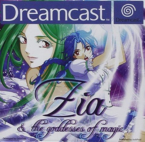 Zia and the Goddesses of Magic, Dreamcast -peli