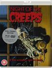 Night of the Creeps (1986, Blu-Ray), elokuva